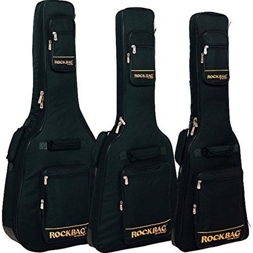 ROCKBAG RB 20714 B Royal Premium Jumbo Acoustic Guitar Bag nero