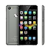 Surya Dami D6 4G water Resistant 5.0 Inch 3GB RAM 32GB ROM Octa Core 1.5 GHz With 16MPix /8Mpix camera With Jio Sim Support Smartphone (Black)