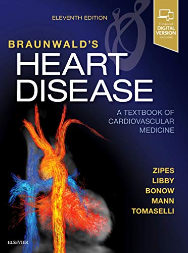 Braunwald's Heart Disease: A Textbook of Cardiovascular Medicine PDF Books