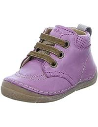 Froddo Schnürstiefel G2130099-7 Kinderschuh Mädchen Leder Lila