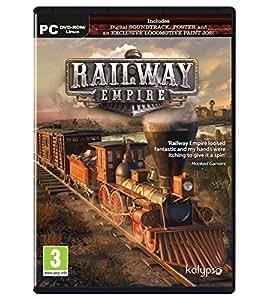 Railway Empire (PC CD)