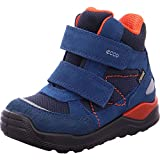 Ecco 754721-50139-Urban Mini Poseidon Gore-TEX® Kinder Mädchen Lauflernstiefel, Groesse 20, blau/orange