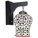 #10: Lexton DL-018 Suspended Decorative Wall Light (Multicolour, Bell Shape)