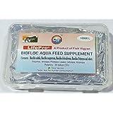 Fish Vigyan LifePro Aqua Probiotics for Biofloc Fish & Shrimp Farming, Multi Strain 30b CFU/GM, 500 GM