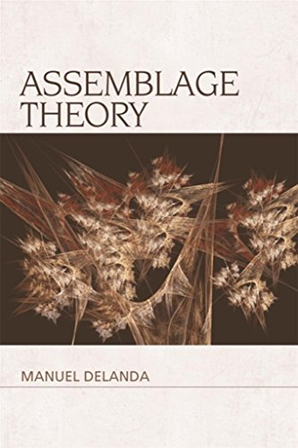 Assemblage Theory (Speculative Realism) (English Edition)