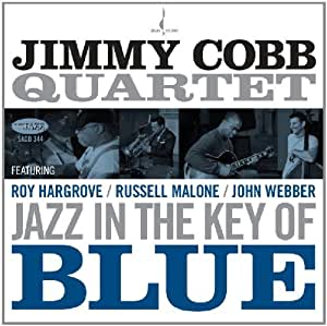 Jazz In The Key Of Blue [Import anglais]