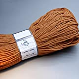 Schoppel-Wolle Alpaka Queen 7490 Ocker VE: 100g