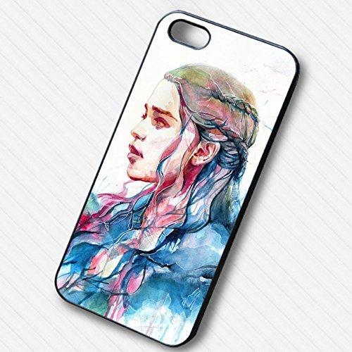 Amazing water color daenerys targayen for Funda iphone 6 and Funda iphone 6s Case M2I5PN