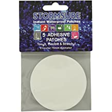 Stormsure Waterproof Outdoor Adhesive Patches available in White -