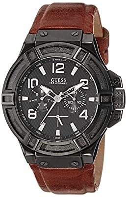 Guess Reloj de cuarzo Man W0040G8 40.0 mm