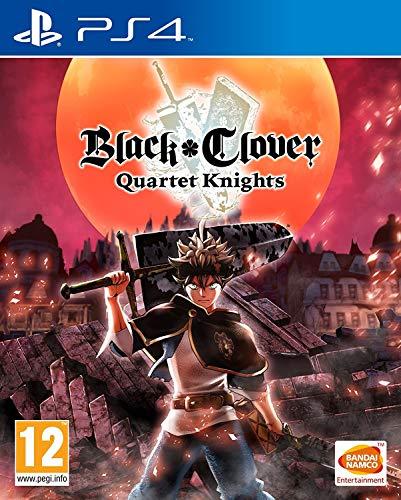 Black Clover Quartet Knig
