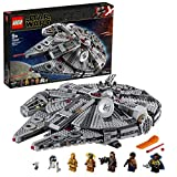LEGO 75257 Star Wars Millennium Falcon, Bauset, Mehrfarbig