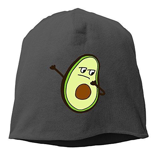 4fdf4cb7dc8 Mingle Avocado Dab Beanie Skull Cap Winter Unisex Knit Hat Toboggan For Men    Women