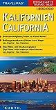 Reisekarte : Kalifornien -