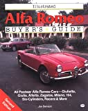Illustrated Alfa Romeo Buyer's Guide (Motorbooks international illustrated buyer's guide series)
