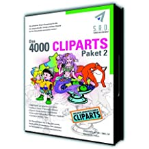 Das 4000 Cliparts Paket 2 (PC+MAC)