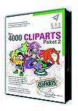 Produkt-Bild: Das 4000 Cliparts Paket 2 (PC+MAC)