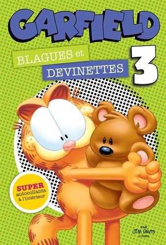 Garfield Blagues et devinettes : Tome 3 par From Presses Aventure