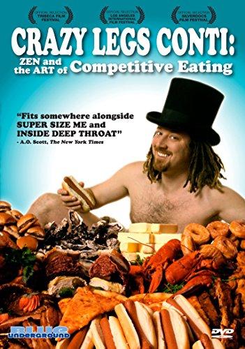 Preisvergleich Produktbild Crazy Legs Conti: Zen & Art of Competitive Eating [DVD] [Import]