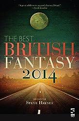 The Best British Fantasy 2014