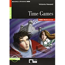 Step 2. Time Games (+ CD) (Reading and training)