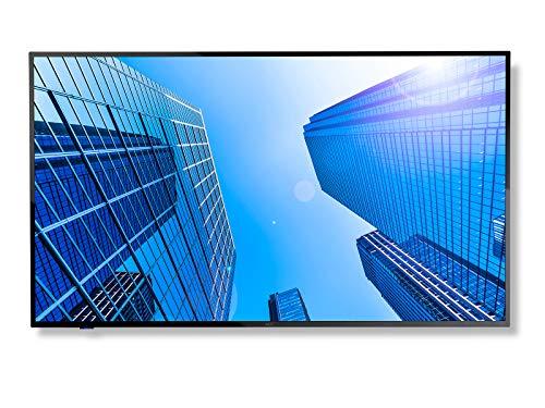 NEC MultiSync E507Q 127cm 50Zoll E Series Grossformat-Display UHD 350 cd/m2 LED-Hintergrundbeleuchtung 16/7 Proof Media Player Nec Display