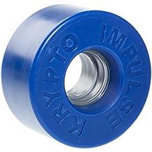 Kryptonics Roller Impulse Ruedas, Azul, 62 mm