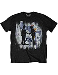 Pink Floyd - Wish You Were Here Painting [T-SHIRT] XL