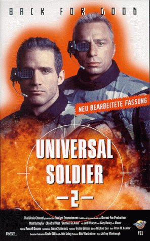 Universal Soldier 2 [VHS]