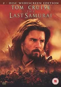 The Last Samurai [DVD] [2003]