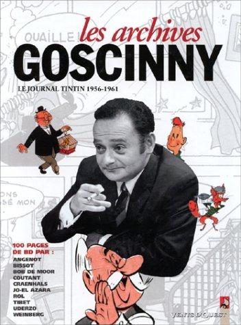 Les archives Goscinny : Le journal Tintin, 1956-1961 par Collectif