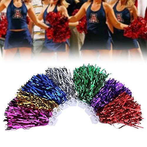 Zoom IMG-2 tbest cheerleader pom 6 12pcs
