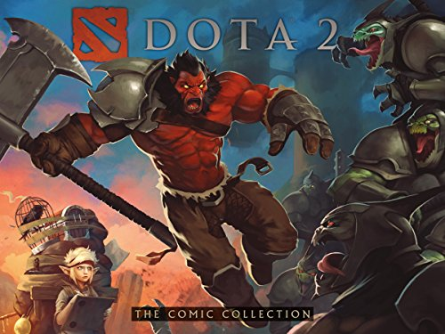 DOTA 2: The Comic Collection - 1 Dota