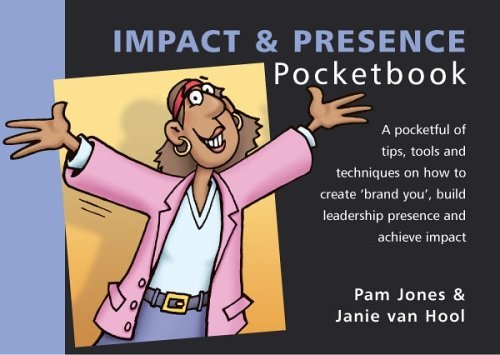Impact & Presence (Management Pocketbooks) by Pam Jones (2004-06-01)