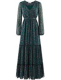 Promod Langes, gemustertes Kleid
