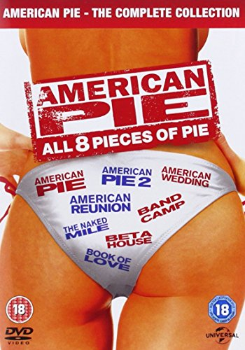 American Pie - Complete Collection 1 - 8 [DVD, IMPORT]