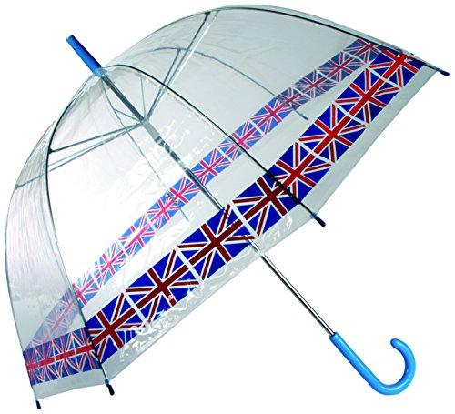 Sonstige Paraguas Bandera 80cm Transparente Transparente