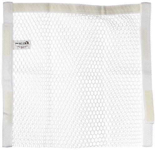Haushalt Essentials Polyester Sneaker Waschen und Dry Bag, weiß