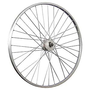 Taylor Wheels 28 pouces roue avant vélo dynamo DH-C3000-3N Nirosta 622-19 argent