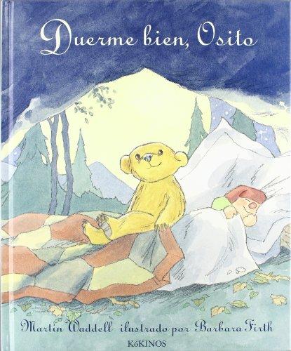 Duerme Bien, Osito por Martin Waddell