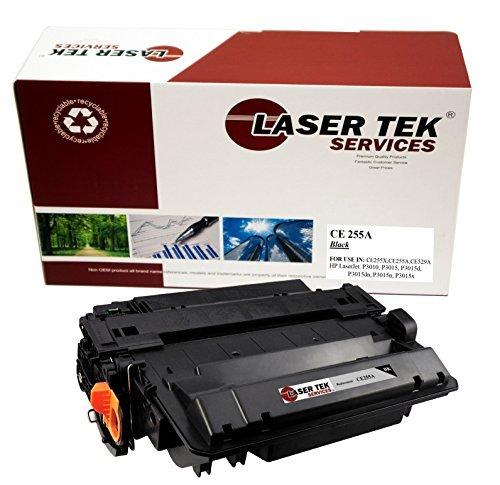 Laser Tek Services HP CE255A