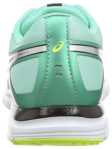Asics - Gel-zaraca 4, Scarpe da corsa Donna Blu (Aqua Mint/Silver/Onyx 7093)