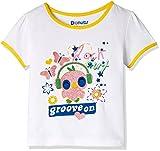 #8: Donuts Baby Girls T-Shirt (267622482_White_12M)