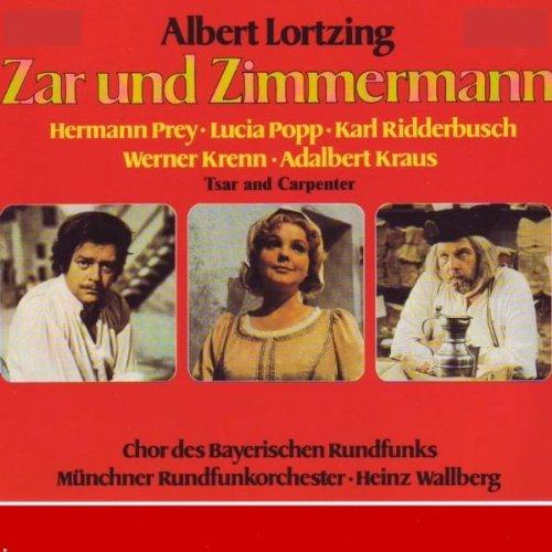 Die Eifersucht Ist Eine Plage (Zar Und Zimmermann - 1.Aufzug, 2.Auftritt Nr.2 Ariette)