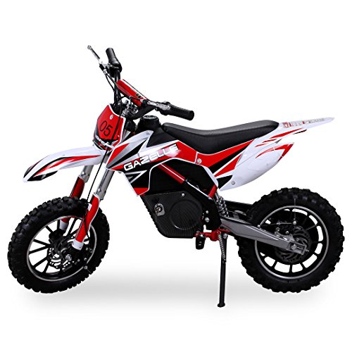 neu kinder mini crossbike gazelle elektro 500 watt. Black Bedroom Furniture Sets. Home Design Ideas