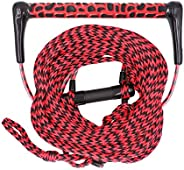 Obcursco Wakeboard Rope, Water Sport Line with EVA Handle. Ideal for Water ski, Wakeboard, Kneeboard