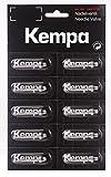 Kempa Aiguilles Vannes-2001800010700 Pompe à Ballon Mixte Adulte, Nickel, Taille...