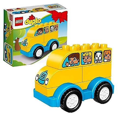 LEGO - 10851 - DUPLO - Jeu de Construction - Mon Premier Bus