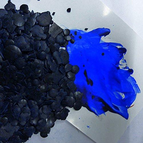 Encaustic colori fai da te-Encaustic pigmento Blu Royal N. 5825
