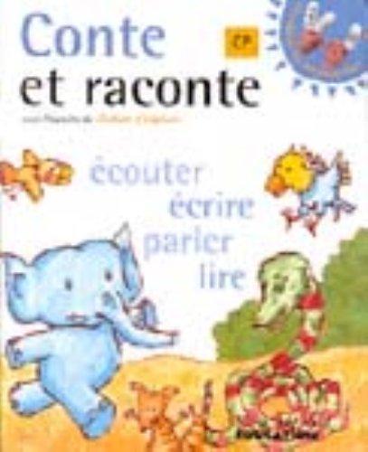 Français CP. Conte et raconte avec l'histoire de L'enfant d'éléphant